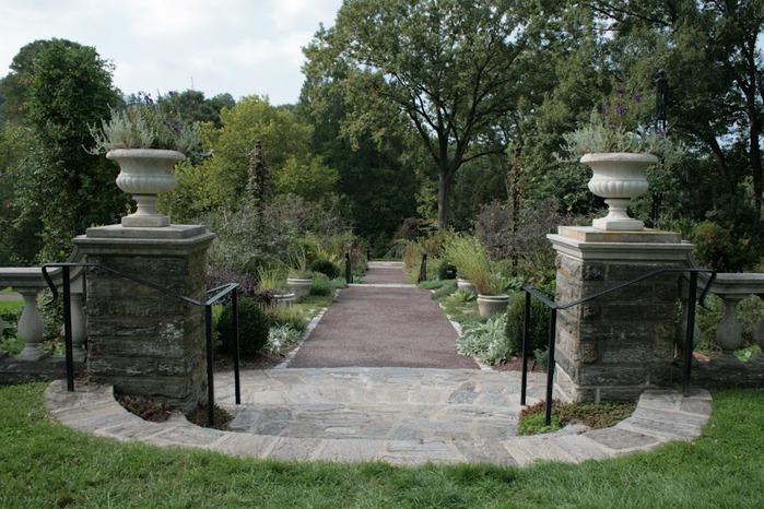 Общественный парк Morris Arboretum, Филадельфия 17757
