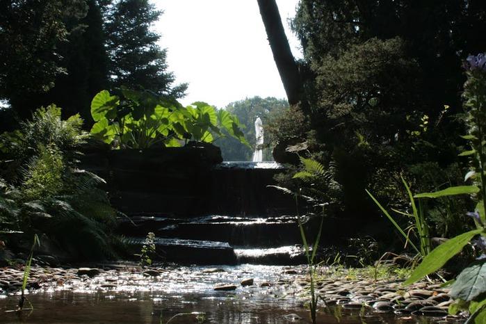 Общественный парк Morris Arboretum, Филадельфия 30245