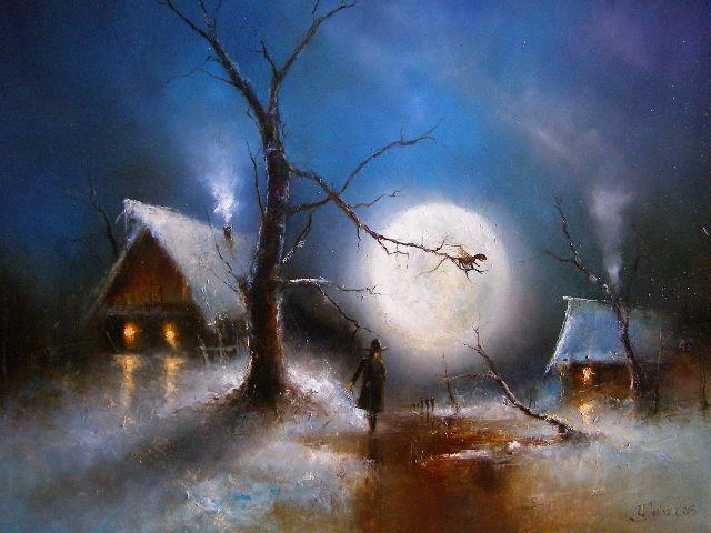 analysis robert frost s old man s winter night
