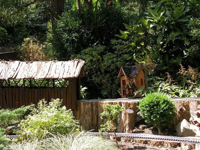 Общественный парк Morris Arboretum, Филадельфия 46275