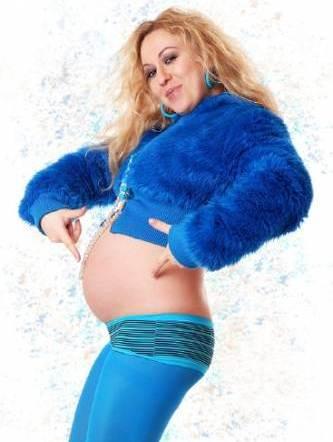 Беременные мамочки... Что может быть милее.
