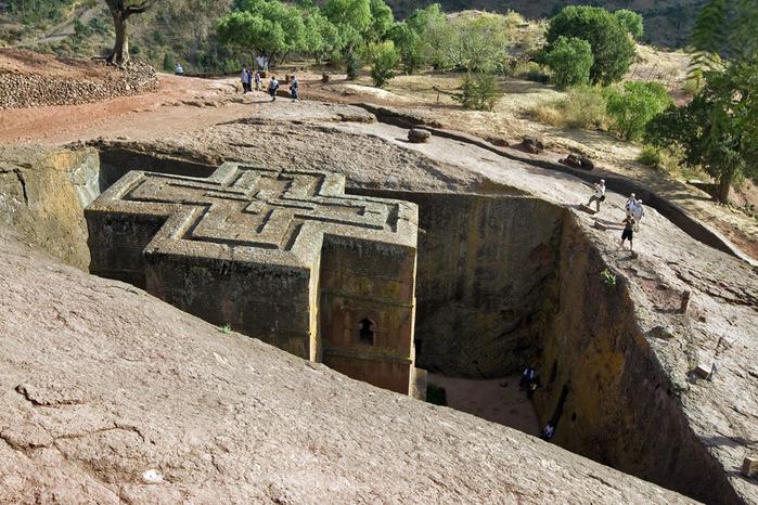 лалибэта эфиопия