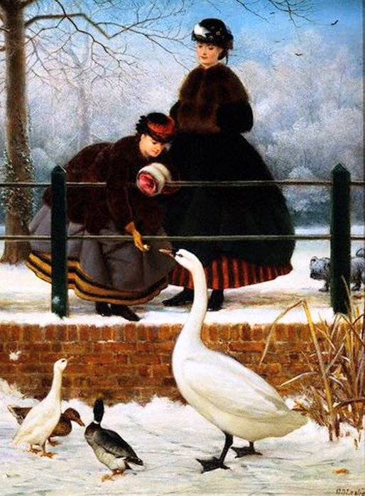 In the Park George Dunlop Leslie (514x700, 353Kb)
