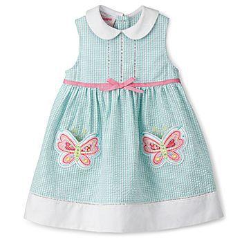 Летнее платье для девочки 2 лет своими руками