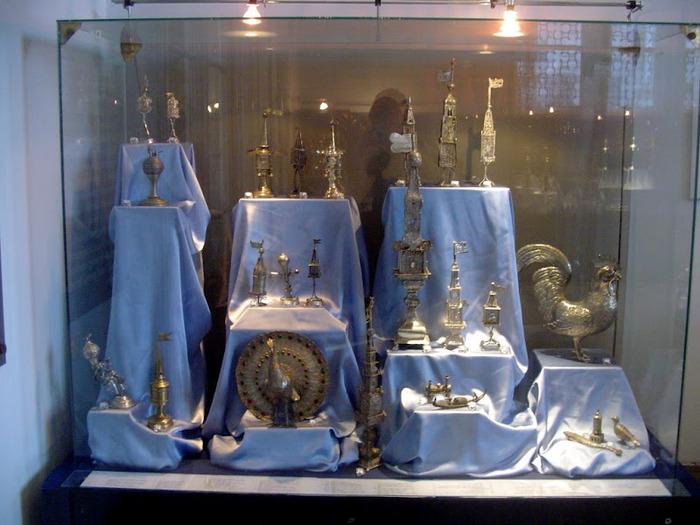 Центральная Синагога Будапешта - Dohany Street Synagogue 22272