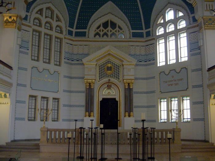 Центральная Синагога Будапешта - Dohany Street Synagogue 94375