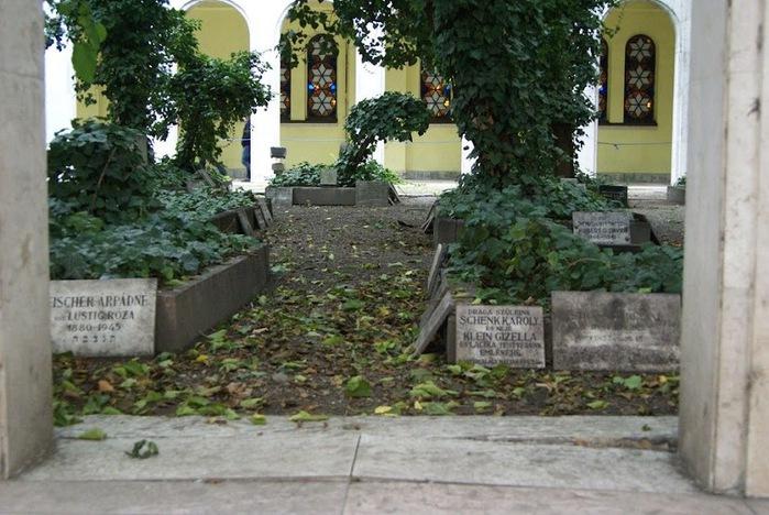 Центральная Синагога Будапешта - Dohany Street Synagogue 55979