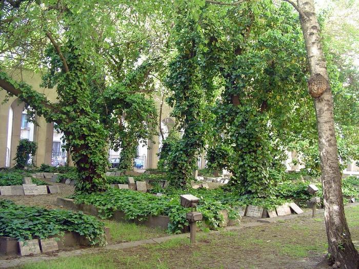 Центральная Синагога Будапешта - Dohany Street Synagogue 26075