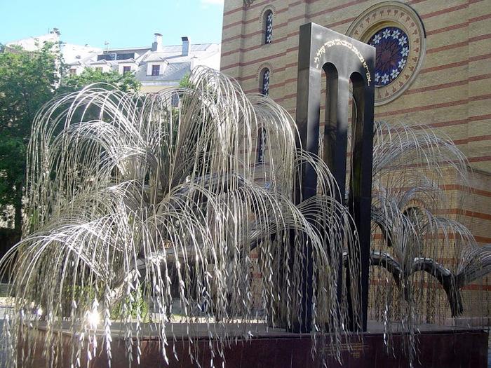 Центральная Синагога Будапешта - Dohany Street Synagogue 76313