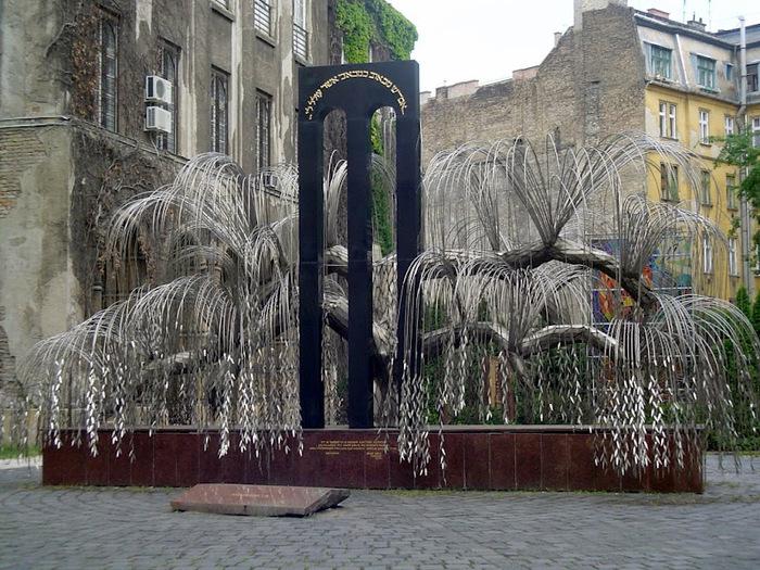 Центральная Синагога Будапешта - Dohany Street Synagogue 46685