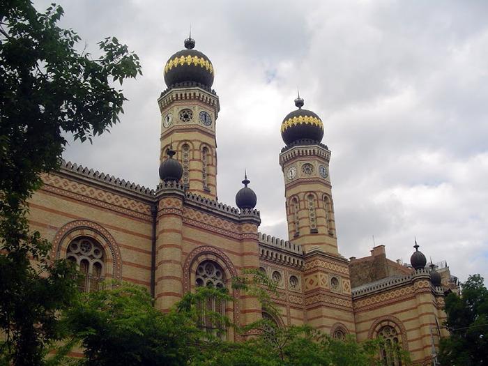 Центральная Синагога Будапешта - Dohany Street Synagogue 52439