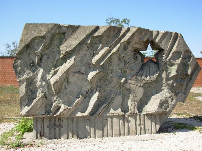 Памятники советского прошлого в Будапеште - Szoborpark 11072