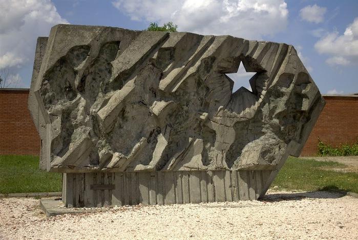 Памятники советского прошлого в Будапеште - Szoborpark 40928