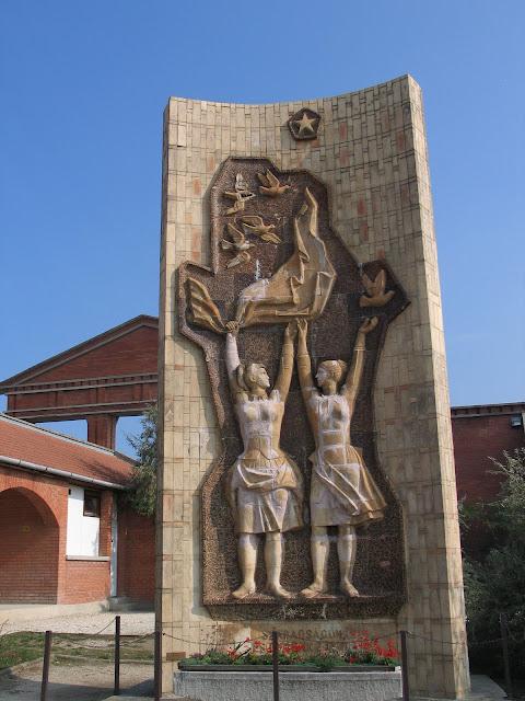 Памятники советского прошлого в Будапеште - Szoborpark 41853