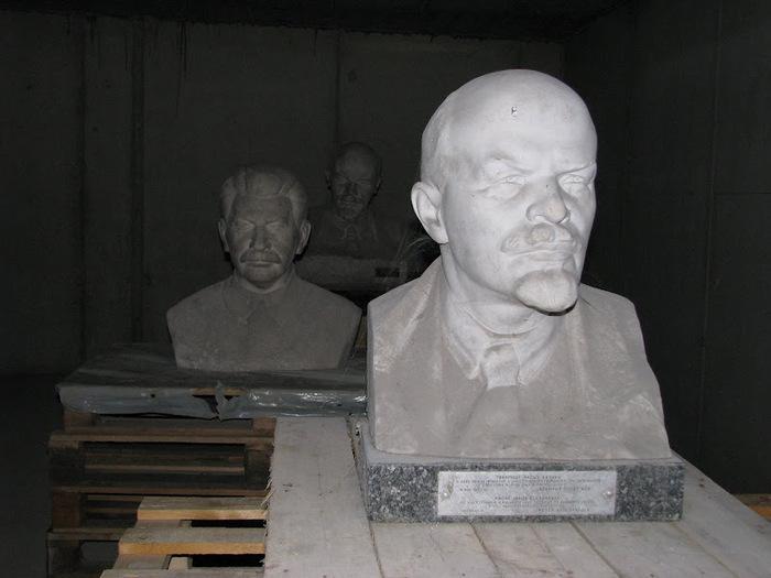 Памятники советского прошлого в Будапеште - Szoborpark 21917