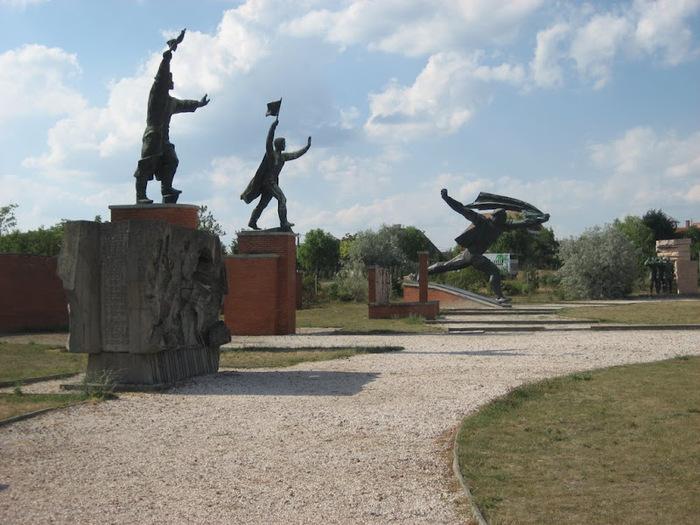 Памятники советского прошлого в Будапеште - Szoborpark 12791