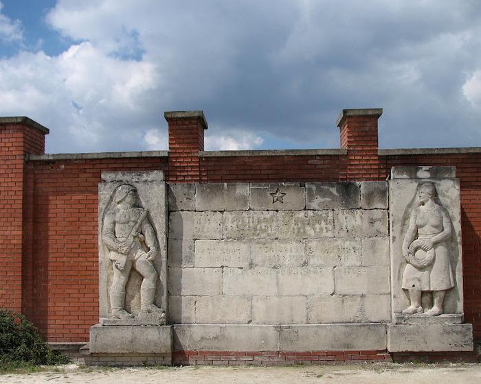 Памятники советского прошлого в Будапеште - Szoborpark 52319