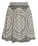 Превью printed full skirt by Derek Lam (577x700, 291Kb)
