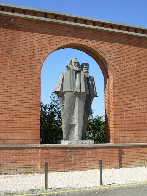 Памятники советского прошлого в Будапеште - Szoborpark 72153