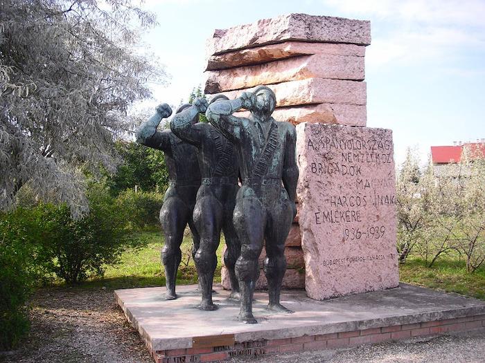Памятники советского прошлого в Будапеште - Szoborpark 48215