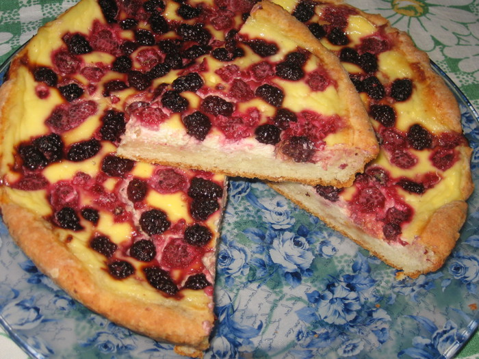 Пироги с мороженым рецепты с