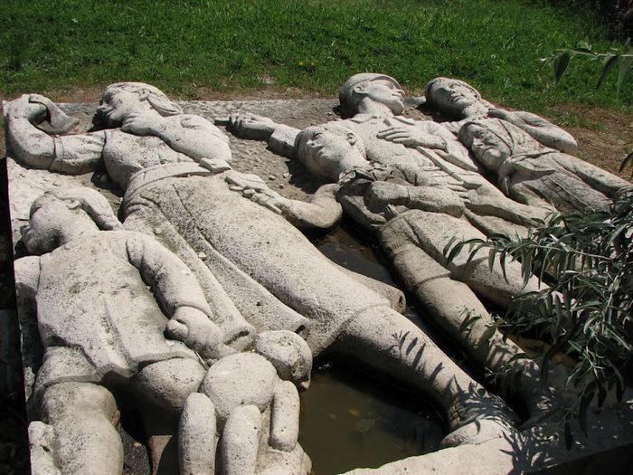 Памятники советского прошлого в Будапеште - Szoborpark 55709