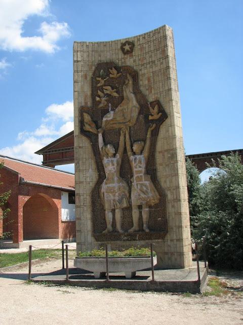 Памятники советского прошлого в Будапеште - Szoborpark 27122