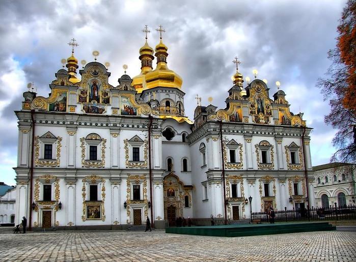Успенский собор г. Киев