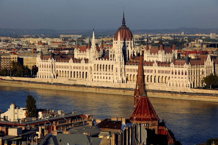 Жемчужинa Дуная - Будапешт часть1 10564
