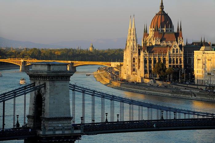 Жемчужинa Дуная - Будапешт часть1 69136
