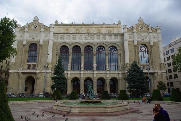 Жемчужинa Дуная - Будапешт часть1 60971