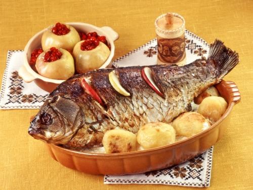 Русская кухня. Нам есть чем гордиться!