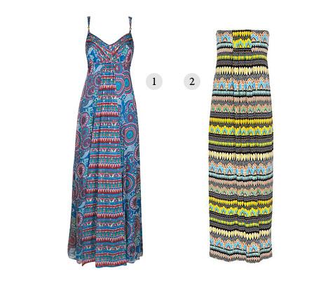 восточные платья в пол