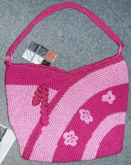Детская сумочка крючком мастер класс для начинающих