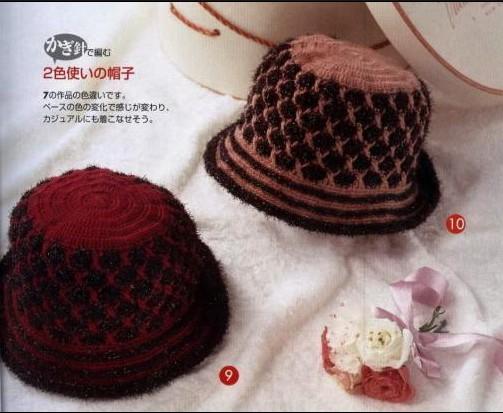 Шляпка женская крючком-пошаговое описание/4683827_20120301_080614 (503x413, 59Kb)