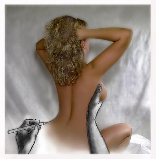 я люблю естественных женщин голых