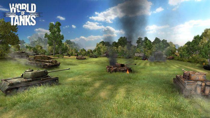 World of tanks покорила сердца многих геймеров!