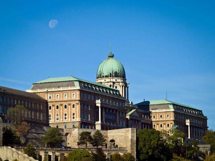 Королевский Дворец - Будапешт 66072