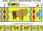 ������ 1201828_native_american_beading_pattern_bison_buffalo_repeating_design (700x511, 377Kb)