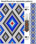 ������ 1201846_native_american_beading_pattern_small_pouch_repeatable_02 (568x690, 410Kb)