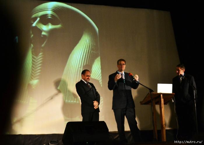 Элиезер Гонзалес, Пирамиды, мумии и бессмертие