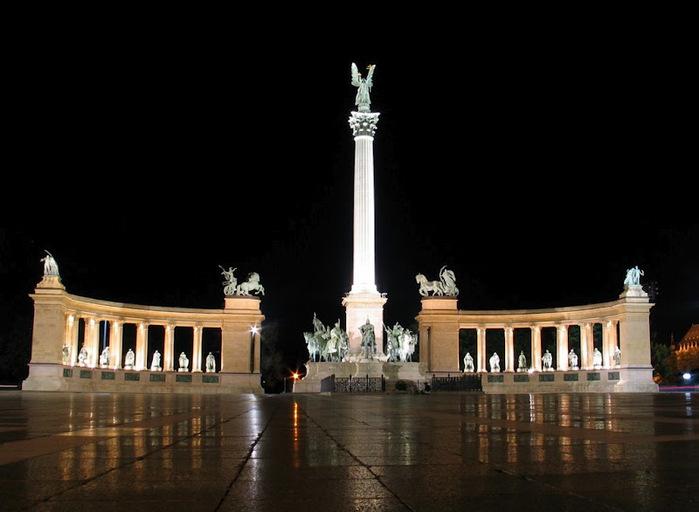 Площадь Героев (Будапешт) 42665