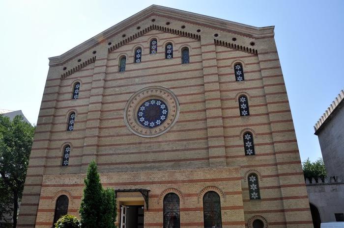 Центральная Синагога Будапешта - Dohany Street Synagogue 70863