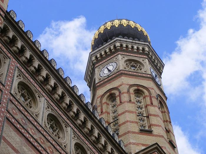 Центральная Синагога Будапешта - Dohany Street Synagogue 89189