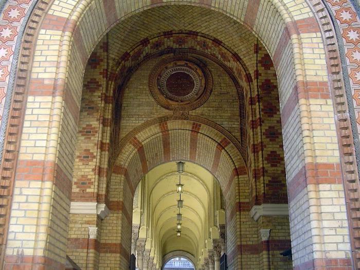 Центральная Синагога Будапешта - Dohany Street Synagogue 24577