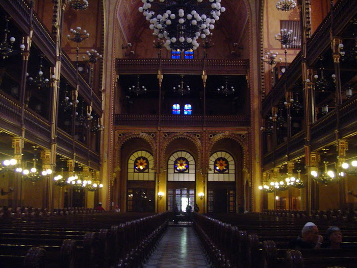 Центральная Синагога Будапешта - Dohany Street Synagogue 42021
