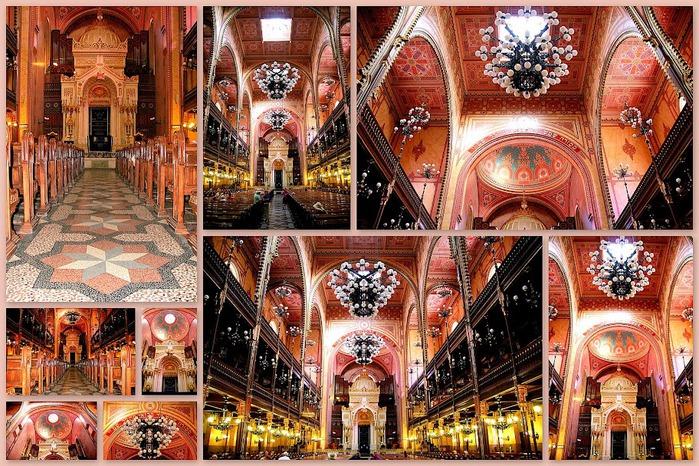 Центральная Синагога Будапешта - Dohany Street Synagogue 36165