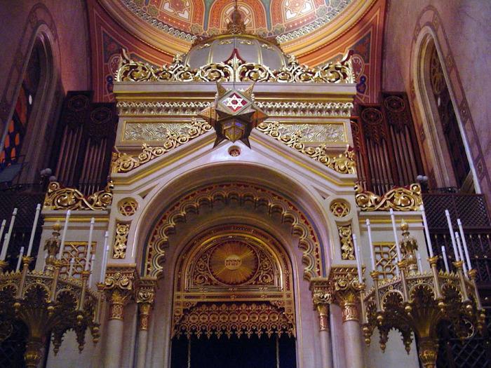 Центральная Синагога Будапешта - Dohany Street Synagogue 83842