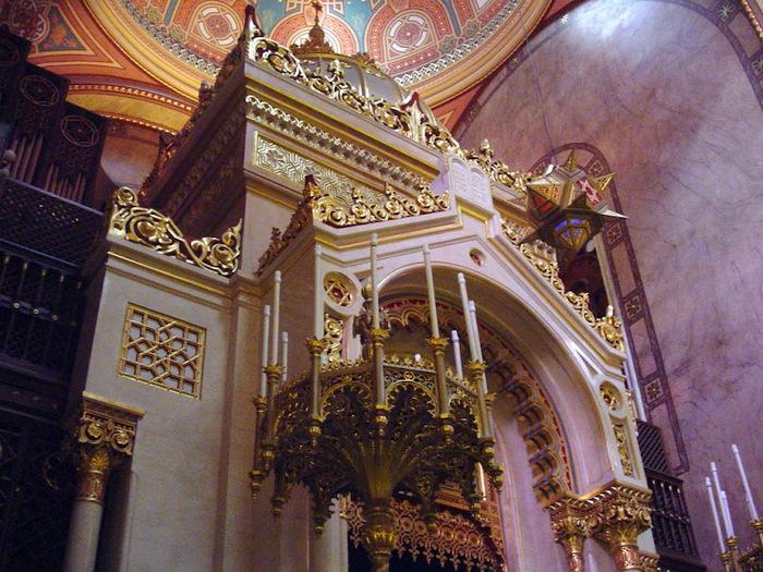 Центральная Синагога Будапешта - Dohany Street Synagogue 73754
