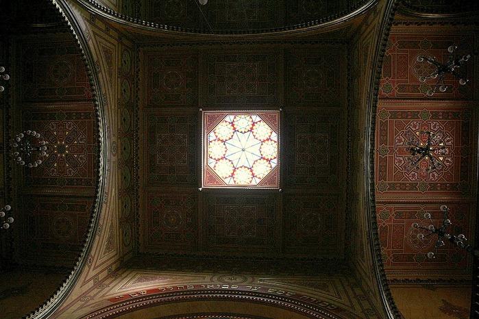 Центральная Синагога Будапешта - Dohany Street Synagogue 62397
